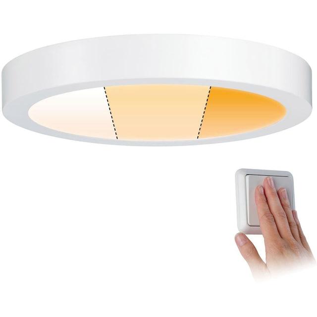 Paulmann,LED Panel»Carpo Warmdimmfunktion weiß matt 16W Metall«,