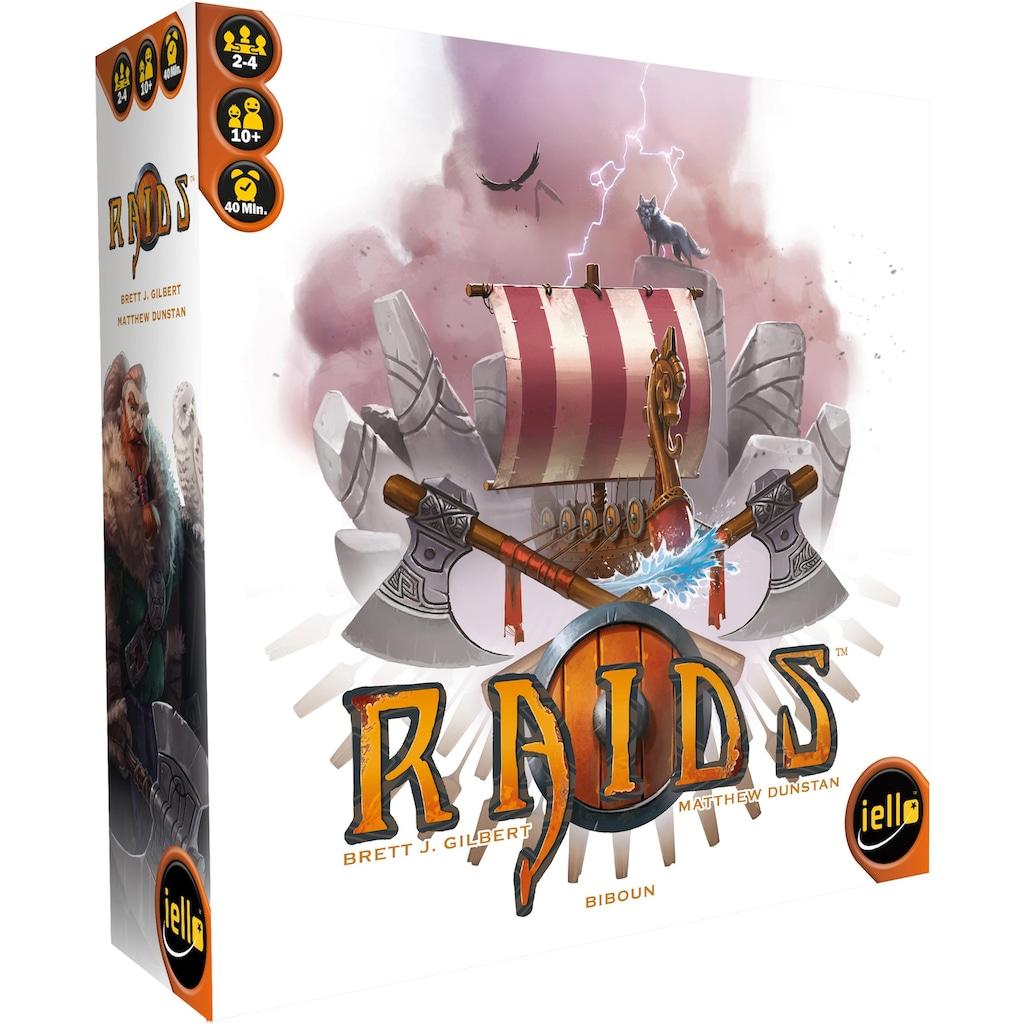 iello Spiel »Raids«