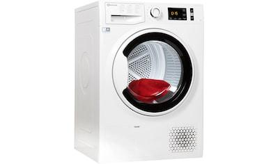 Wäschetrockner online auf rechnung oder raten kaufen baur