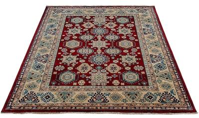 Teppich, »Ornament 1349«, Sehrazat, rechteckig, Höhe 10 mm, maschinell gewebt kaufen