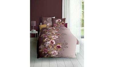 Kaeppel Bettwäsche »Victoria«, mit satten Blüten kaufen