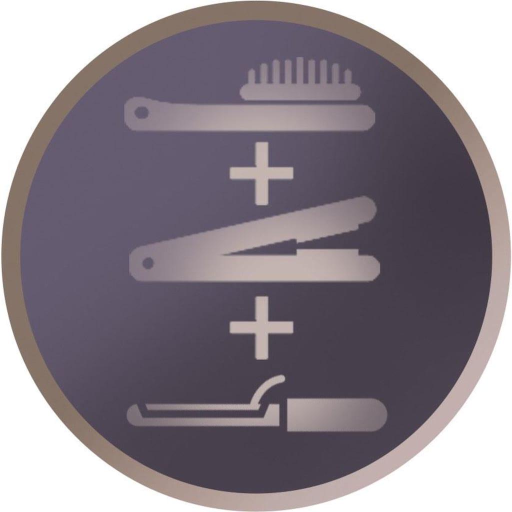 Remington Haarglättbürste »CB7A138«, Haarbürste, Haarglätter und Lockenstab in einem Produkt