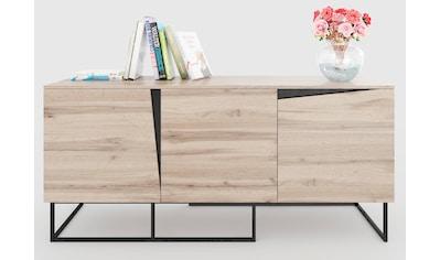 Home affaire Sideboard »Carv«, Breite 165 cm kaufen