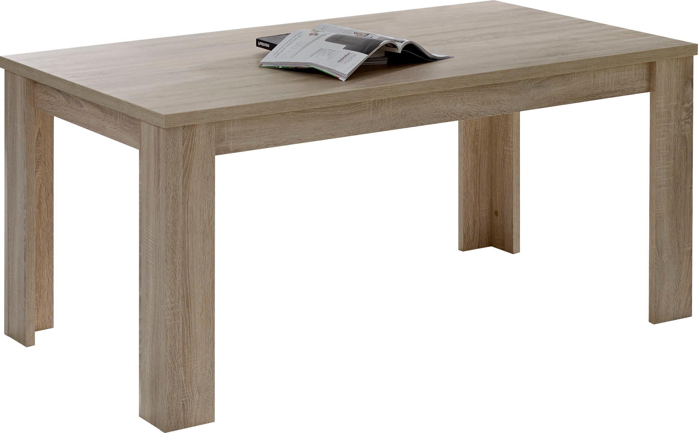 Mäusbacher Esstisch, Breite 160 cm braun Esstisch Esstische rechteckig Tische