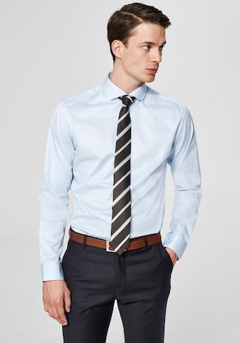 SELECTED HOMME Langarmhemd »REGSEL-PELLE SHIRT« kaufen
