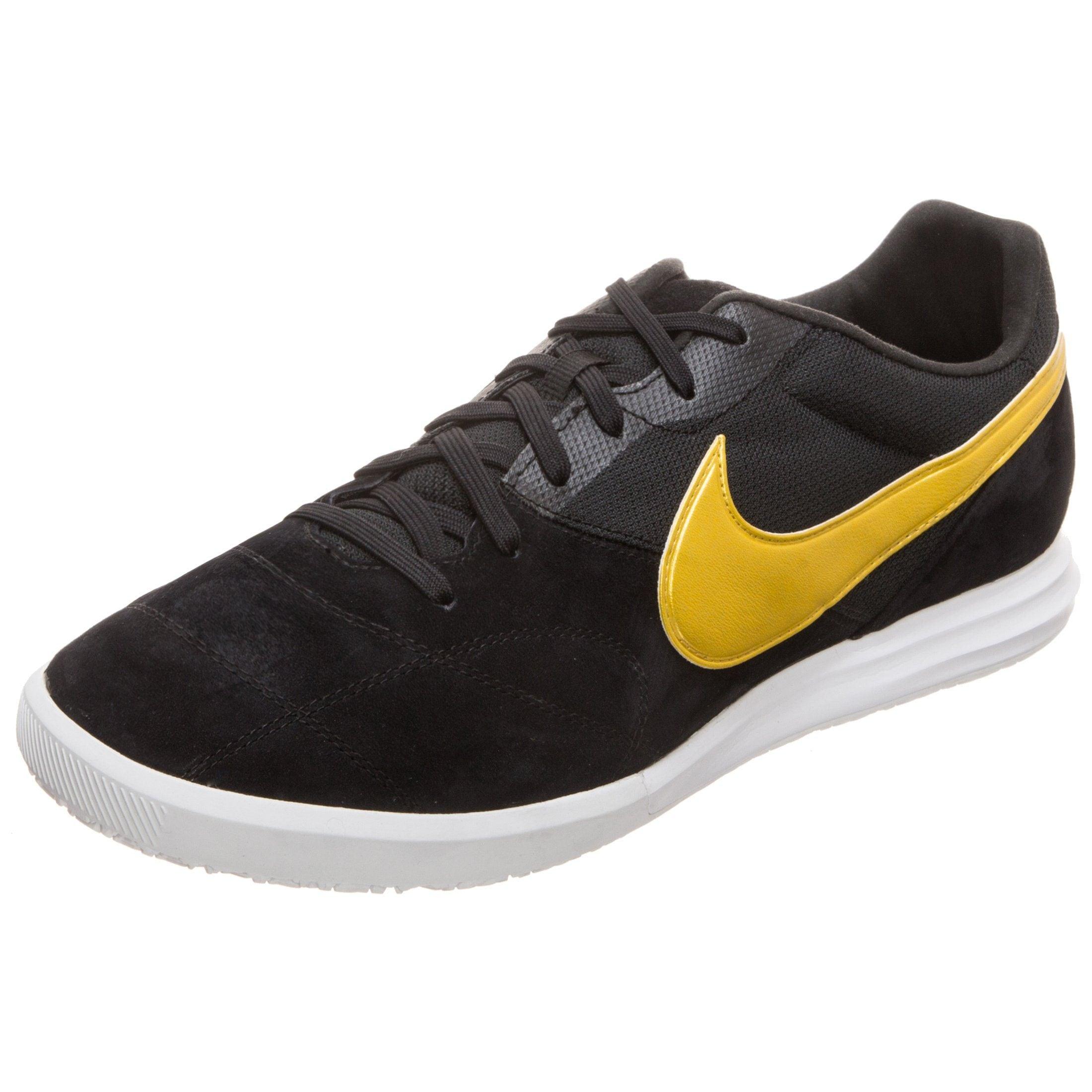Nike Fußballschuh Premier Ii Sala | Schuhe > Sportschuhe > Fußballschuhe | Schwarz | Nike