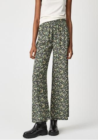 Pepe Jeans Schlupfhose »MERY«, in tollem floralem allover Print mit elastischem Bund... kaufen