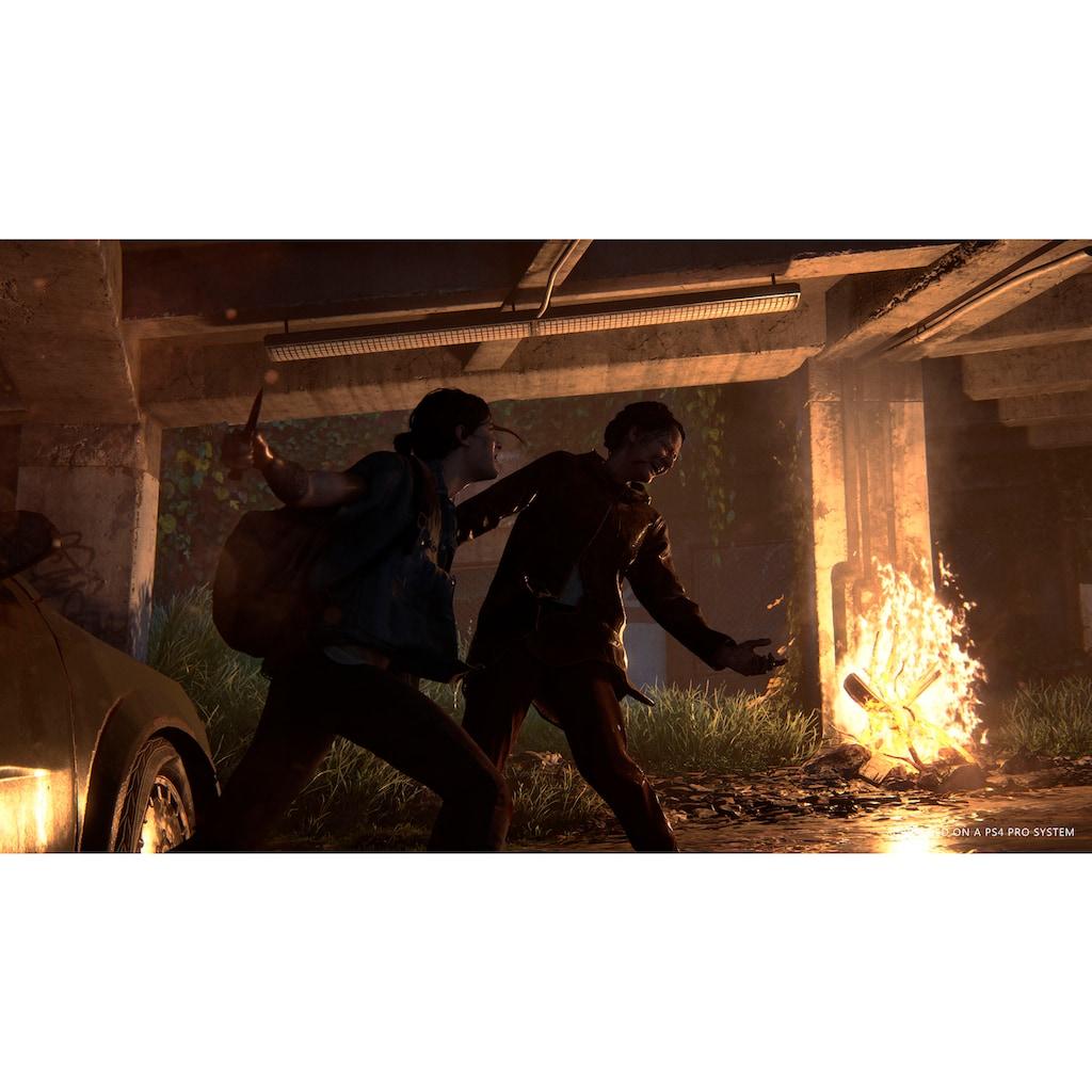 PlayStation 4 Konsolen-Set »Pro«, Death Stranding LE inkl. The Last of Us Part II