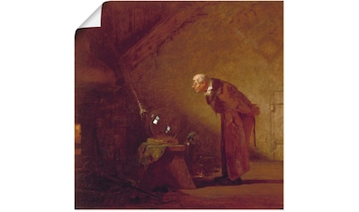 Artland Wandbild »Der Alchimist. Um 1855/60« kaufen