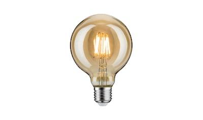 Paulmann »E27 Goldlicht dimmbar Vintage Globe95 6W« LED - Leuchtmittel, Extra - Warmweiß kaufen