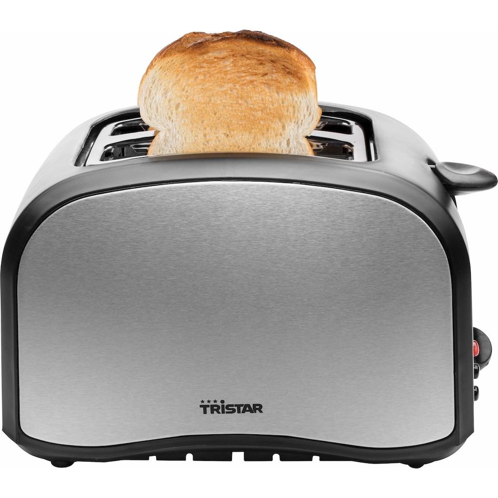 Tristar Toaster »BR-1022«, 2 kurze Schlitze, für 2 Scheiben, 800 W