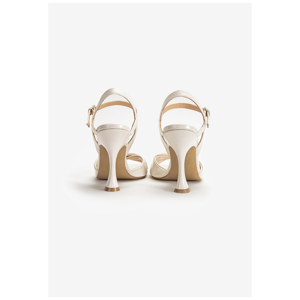 INUOVO High-Heel-Sandalette »Leder«
