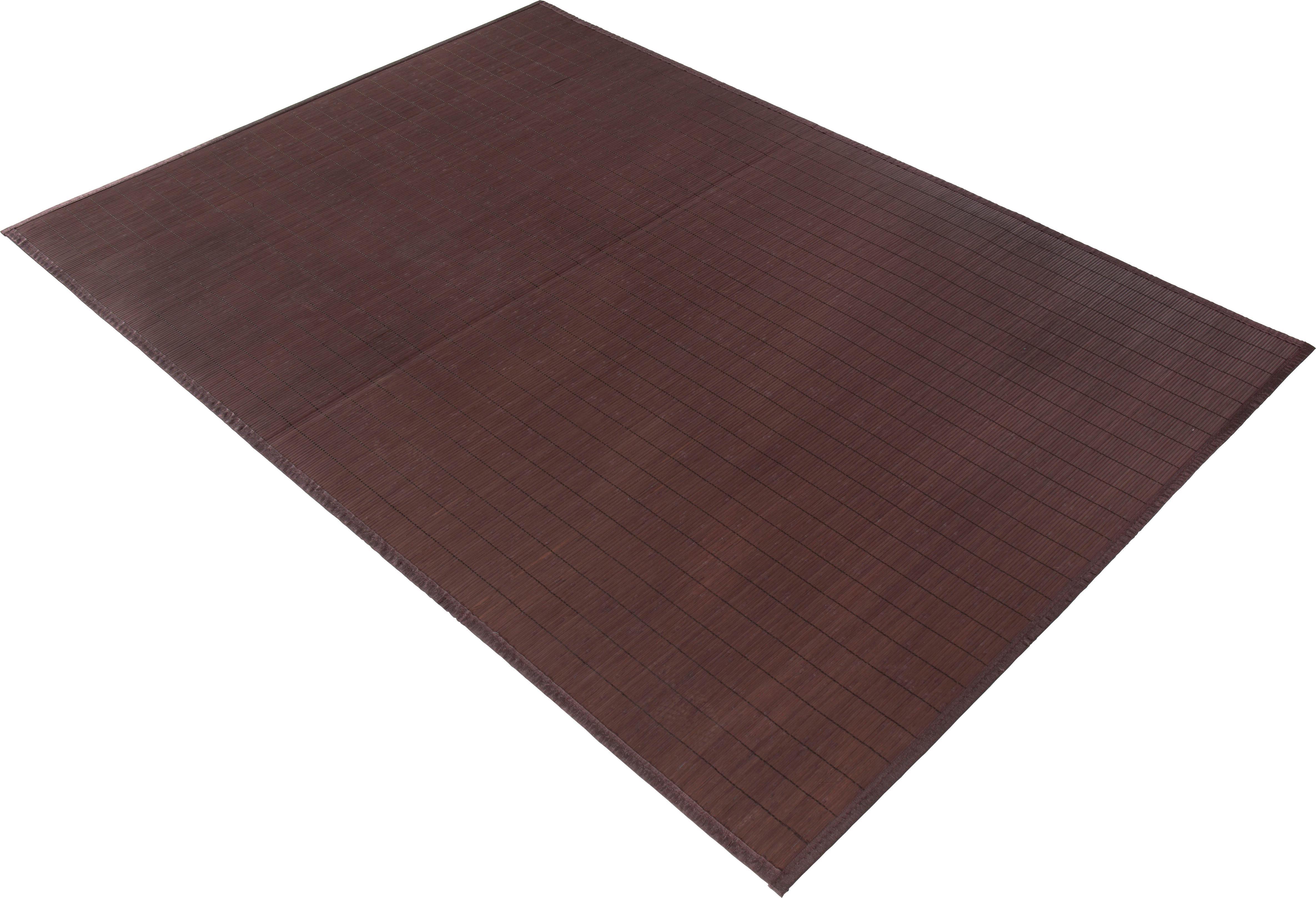 Teppich Bambus 2 Andiamo rechteckig Höhe 5 mm