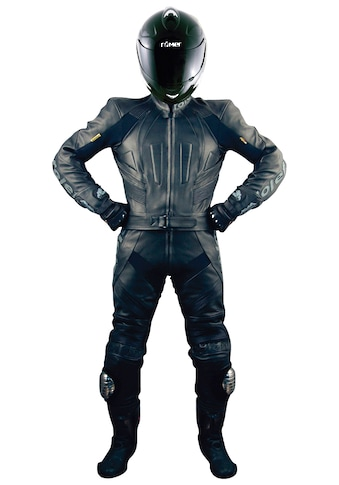 roleff Motorradkombi »Ghostrider Black Race Suite« kaufen