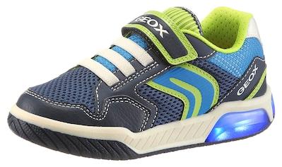 Geox Kids Sneaker »INEK«, mit Blinkfunktion zum ein und ausschalten kaufen