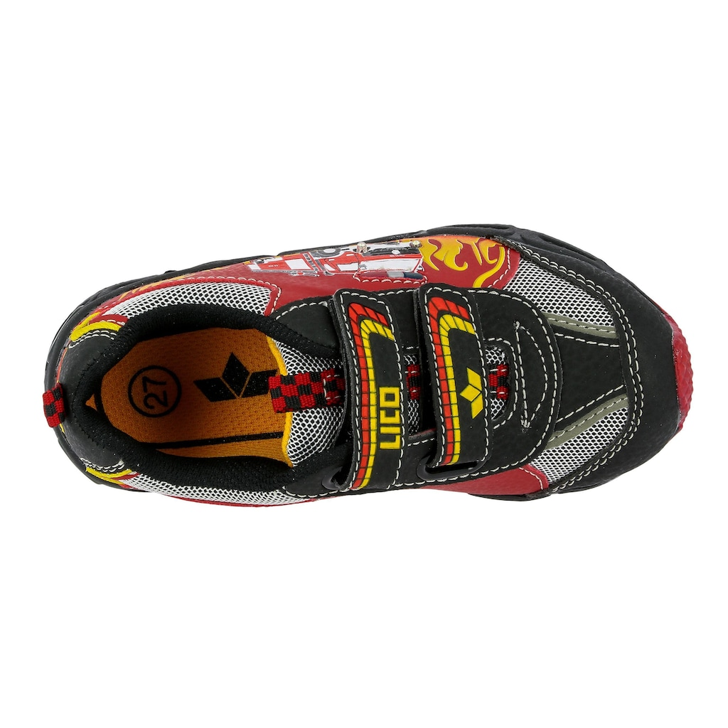 Lico Sneaker »Kinderschuh Hot V Blinky«
