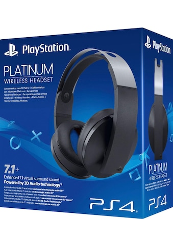 PlayStation 4 »Platinum« Wireless - Headset kaufen
