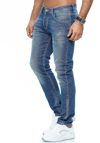 RedBridge Slim - fit - Jeans »Newport News Faded Wave« kaufen