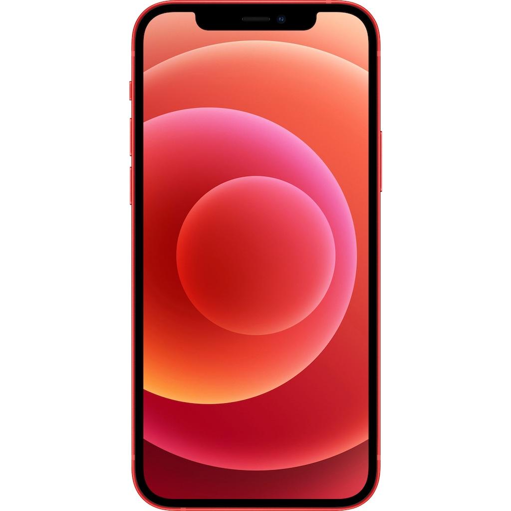 """Apple Smartphone »iPhone 12«, (15,5 cm/6,1 """", 256 GB, 12 MP Kamera), ohne Strom Adapter und Kopfhörer, kompatibel mit AirPods, AirPods Pro, Earpods Kopfhörer"""