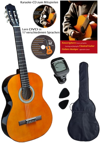 "Clifton Konzertgitarre ""Clifton  -  Konzertgitarre 4/4"" 4/4 kaufen"
