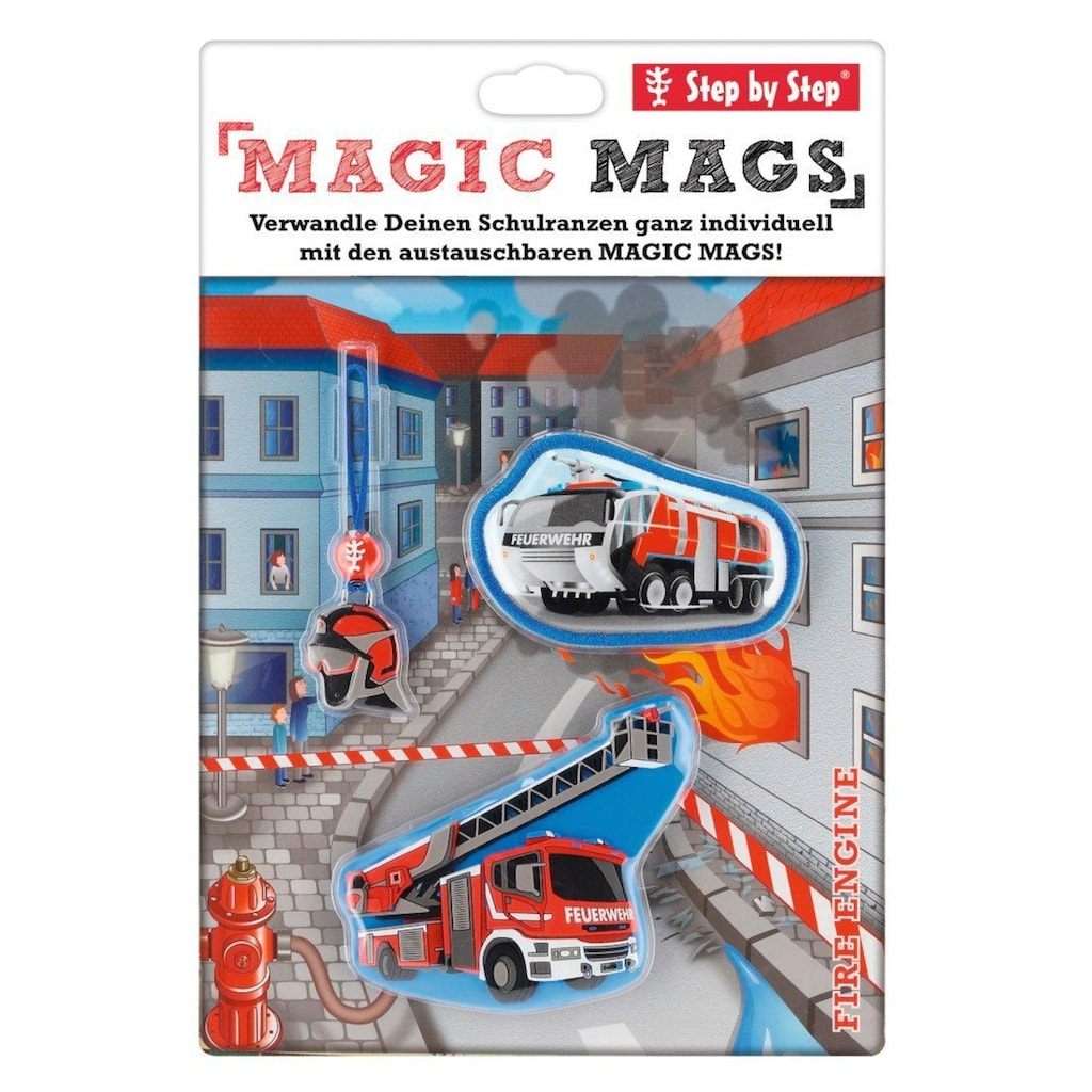 Step by Step MAGIC MAGS, 3-teiliges Set