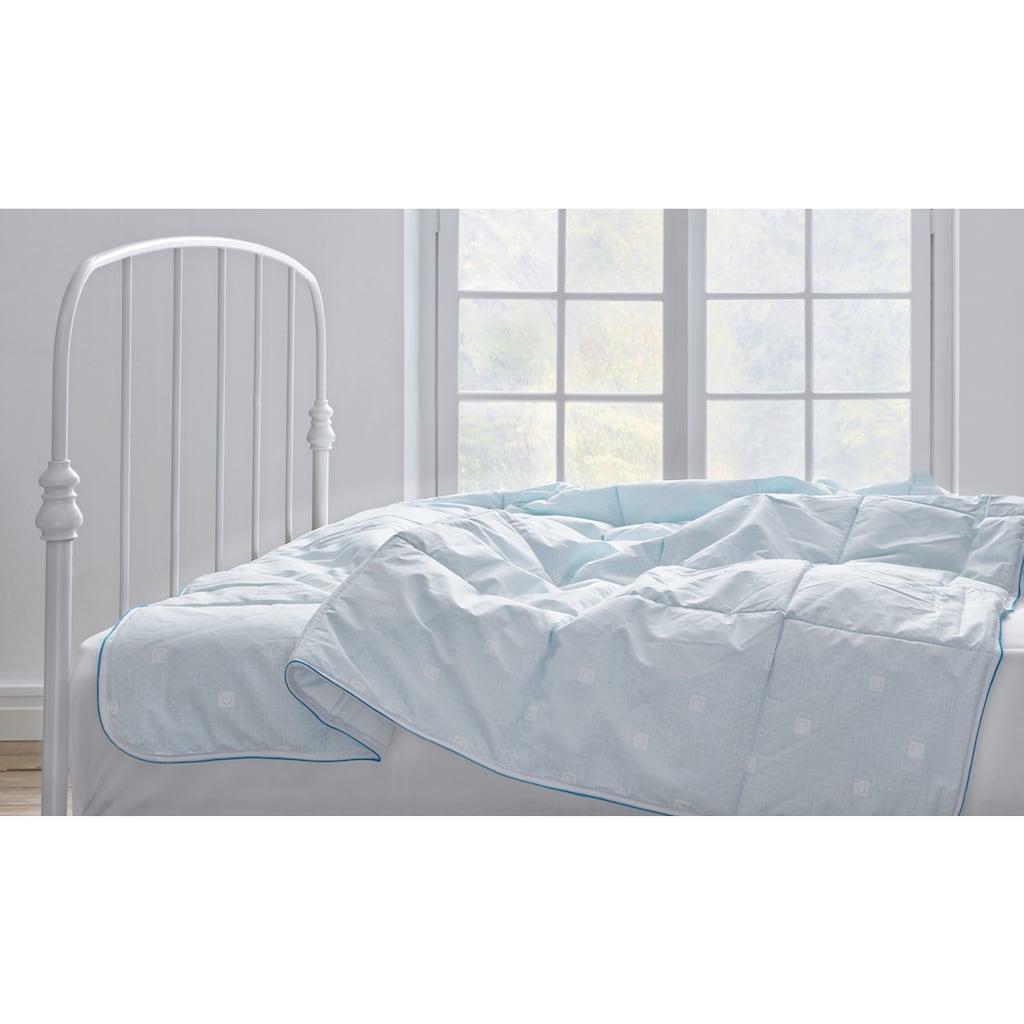Yatas Kunstfaserbettdecke »Dacron® Climarelle® Cool«, leicht, (1 St.), Ideale Bettdecke für den Sommer