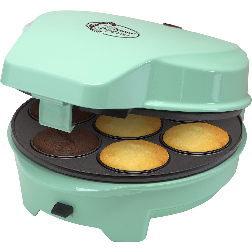 bestron Muffin-Maker Sweet Dreams, 700 Watt