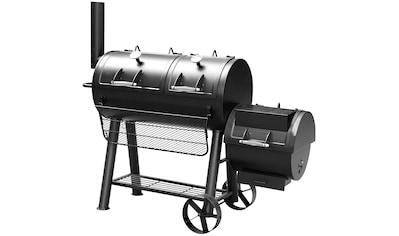 El Fuego Smoker »Minnesota«, BxTxH: 184x88x153 cm kaufen