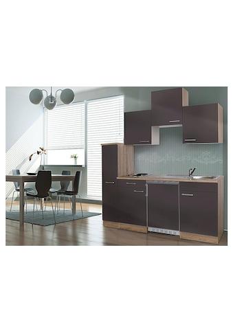 RESPEKTA Küchenzeile, mit E-Geräten, Breite 180 cm kaufen