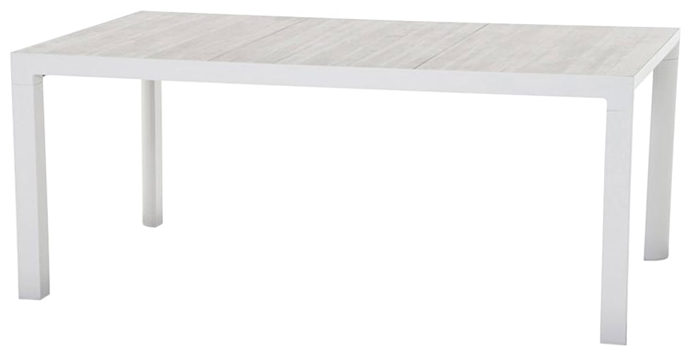SIENA GARDEN Gartentisch Carlos Aluminium 180x100 cm
