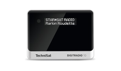 TechniSat DAB+/UKW - Empfangsteil/Radioadapter mit Bluetooth - Audiostreaming »DIGITRADIO 10« kaufen