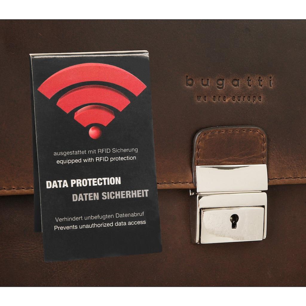 bugatti Aktentasche »ROMANO«, RFID-Schutz