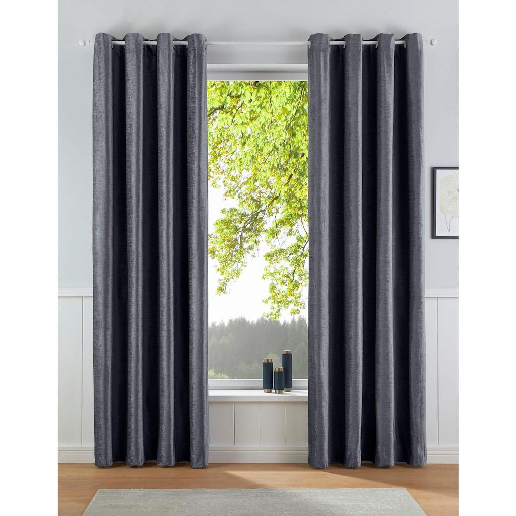 my home Vorhang »Satin«