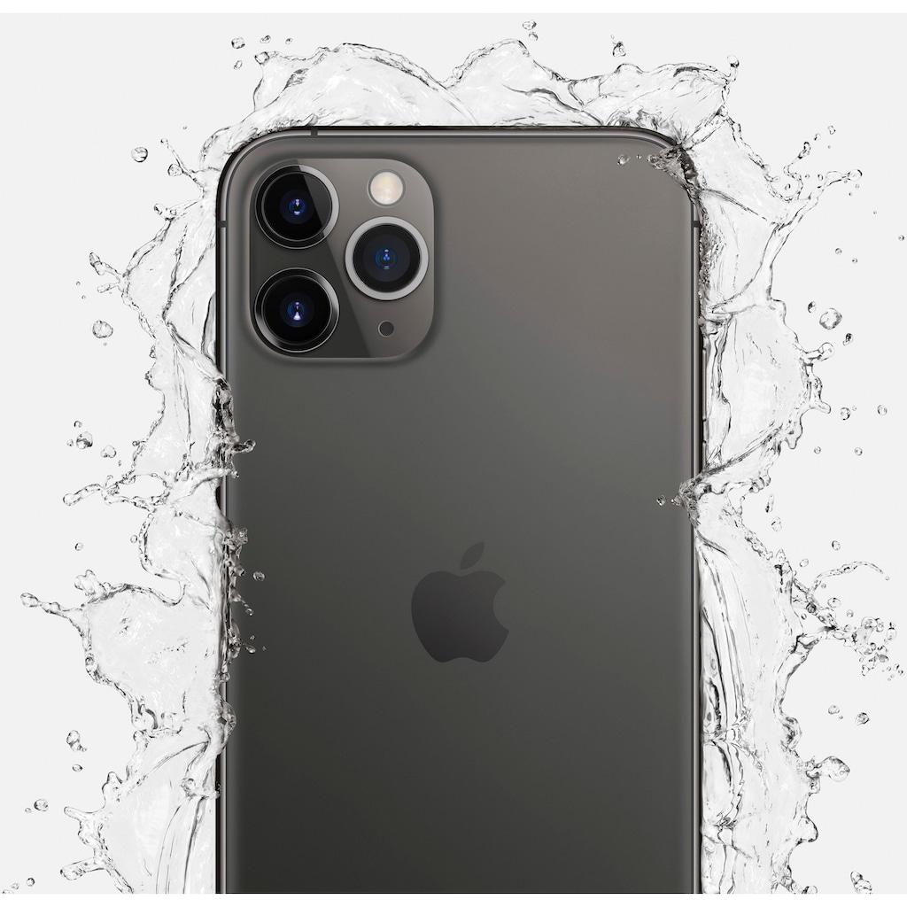 "Apple Smartphone »iPhone 11 Pro«, (14,7 cm/5,8 "", 256 GB Speicherplatz, 12 MP Kamera), inkl. Lightning Kabel und Earpods"