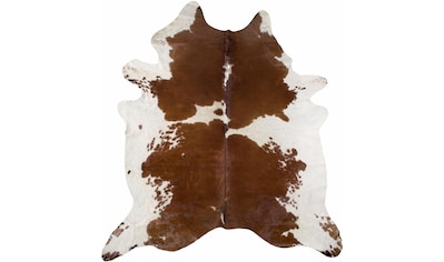LUXOR living Fellteppich »Rinderfell 5«, fellförmig, 3 mm Höhe, echtes Rinderfell,... kaufen