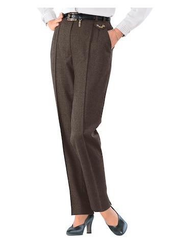 Classic Hose mit Fußschlitzen kaufen