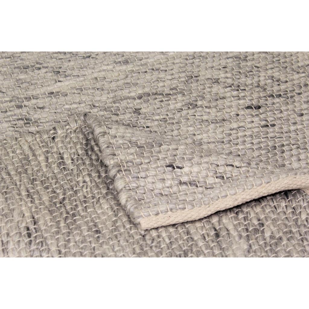 Wollteppich, »Amodian«, Dekowe, rechteckig, Höhe 14 mm, handgewebt