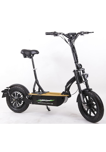 "Didi THURAU Edition E-Scooter »Elektroroller ""Eco-Tourer"" 20 km/h Basic« kaufen"