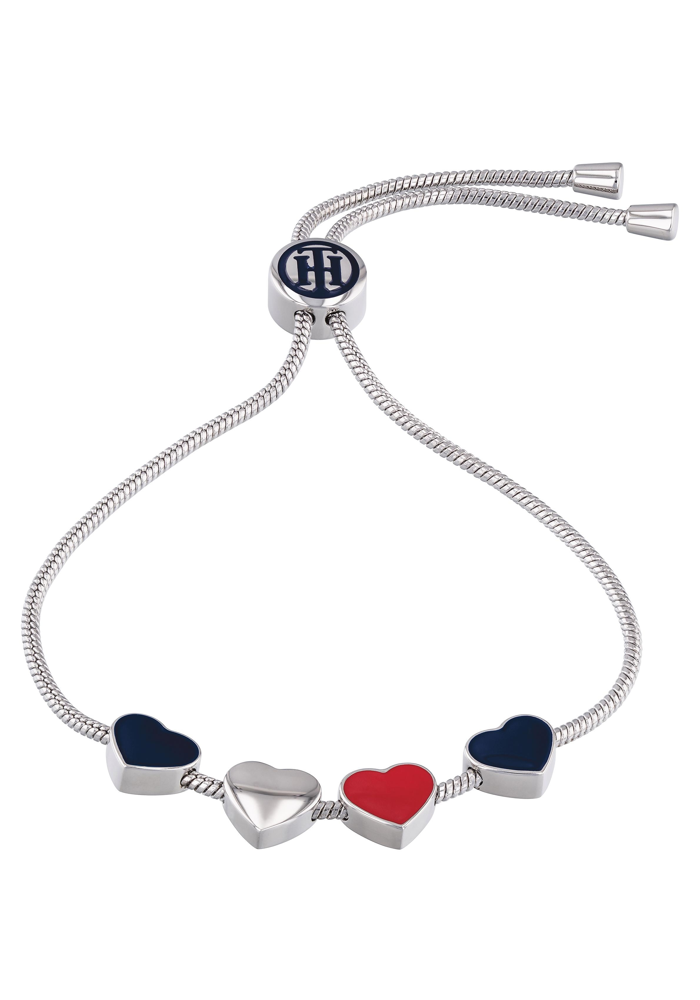 TOMMY HILFIGER Edelstahlarmband CASUAL CORE 2780120 | Schmuck > Armbänder > Edelstahlarmbänder | Tommy Hilfiger
