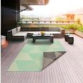 Teppich, »Elina«, my home, rechteckig, Höhe 5 mm, maschinell gewebt