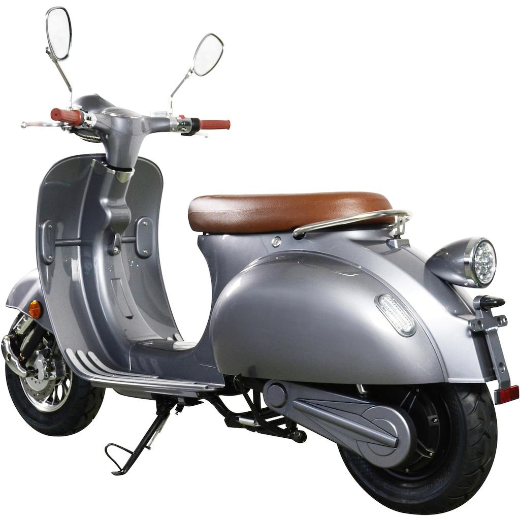 Didi THURAU Edition E-Motorroller »Sizilia«, 2,7 PS, 2 x 20 Ah Akku