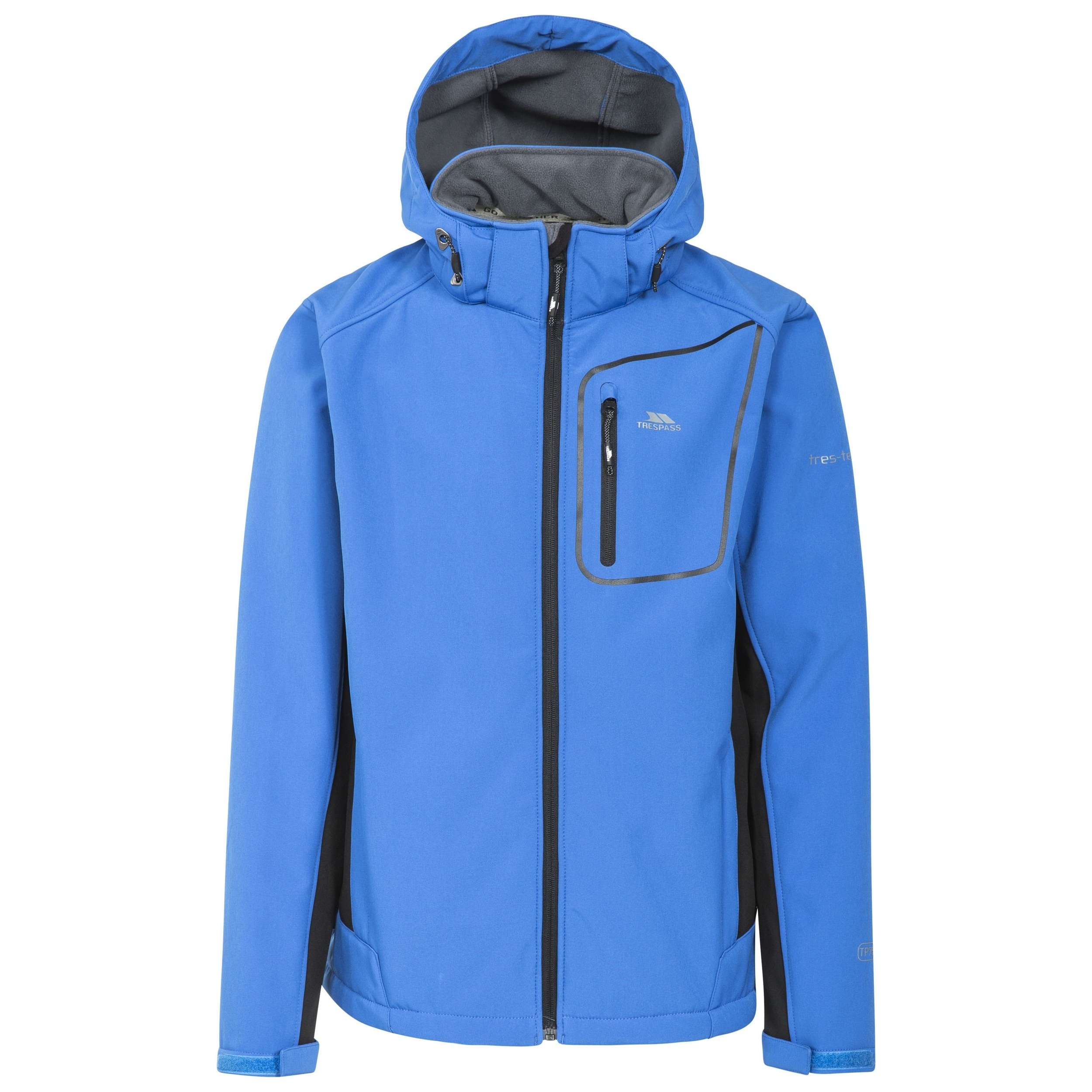 Trespass Softshelljacke | Sportbekleidung > Sportjacken > Softshelljacken | Blau | Polyester | Trespass