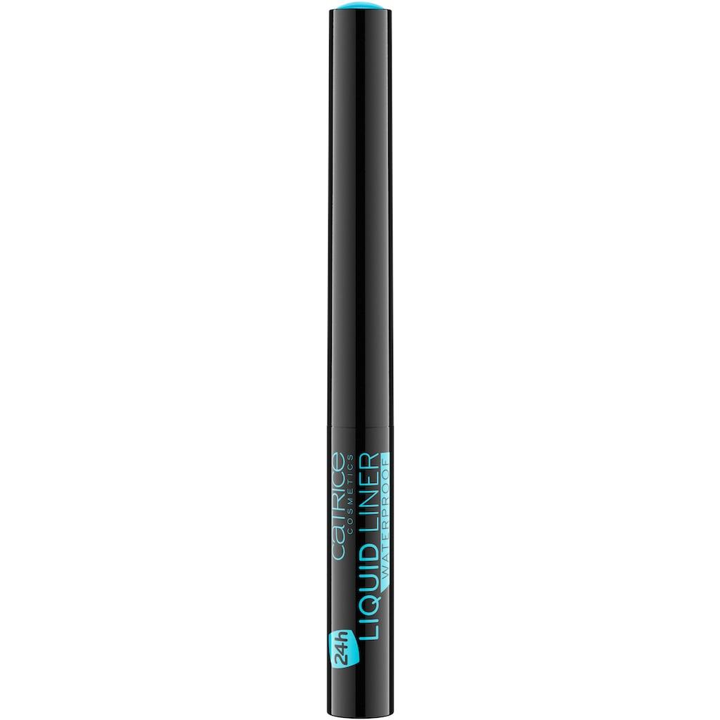 Catrice Eyeliner »Liquid Liner Waterproof«, (3er-Pack)