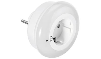 Steckdose mit integriertem LED - Nachtlicht »LIV 6874« kaufen