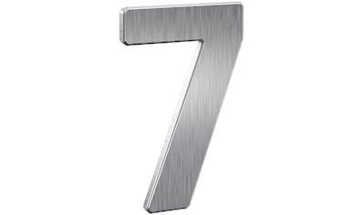 BASI Hausnummer »7«, Edelstahl kaufen