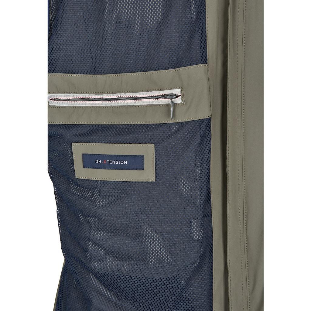 Daniel Hechter DH-XTENSION Wasserabweisende Jacke