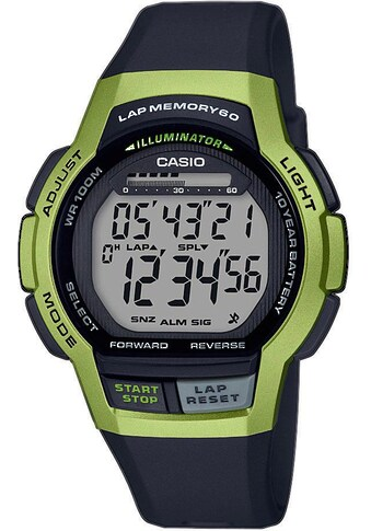 Casio Collection Chronograph »WS - 1000H - 3AVEF« kaufen