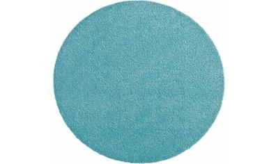 Teppich, »Deko Soft«, HANSE Home, rund, Höhe 7 mm, maschinell getuftet kaufen