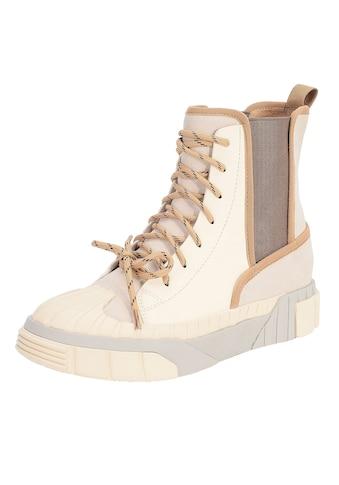 ekonika Stiefel, aus Leder und Textil kaufen