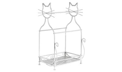 Handtuchhalter Cat in Katzen - Form kaufen